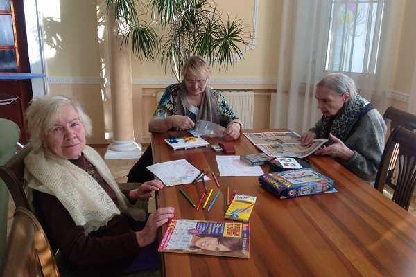 Как попасть в дом престарелых? Оформление в дом пенсионеров.