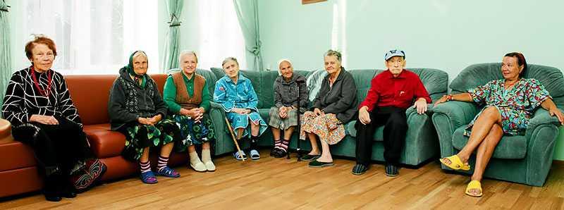 Цена на проживание в элитном доме престарелых Любовь в Липецке
