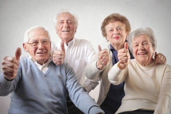 """Дом престарелых это теплый, уютный """"дом""""."""