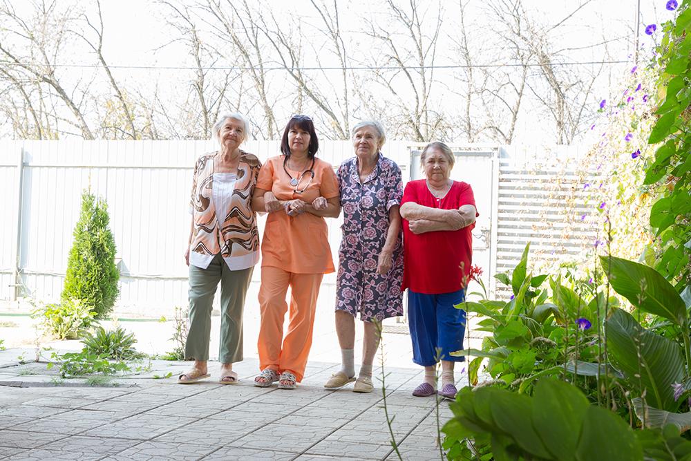 Три секрета долгой жизни в Доме престарелых Липецк