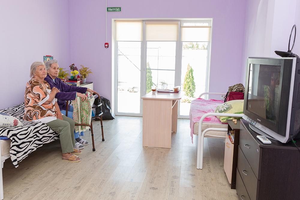 платный пансионат для пожилых